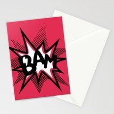 BAM! Stationery Cards