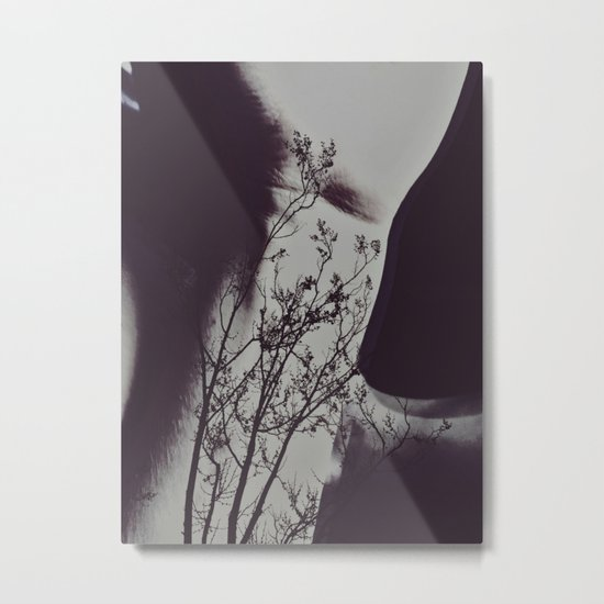 Healing Wrists Metal Print