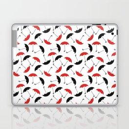 Umbrellas Laptop & iPad Skin