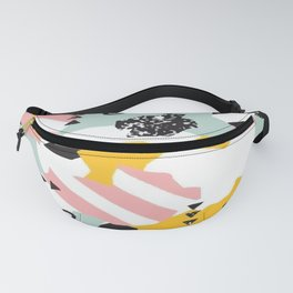 I'm Lost Pattern Fanny Pack