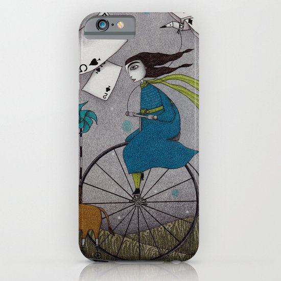 I Follow the Wind iPhone & iPod Case
