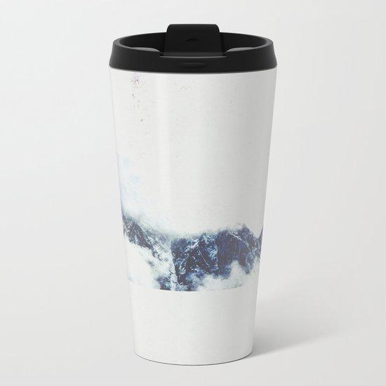 Fractions A52 Metal Travel Mug