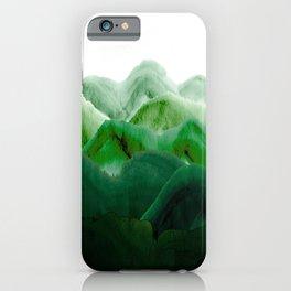 山秀谷 iPhone Case