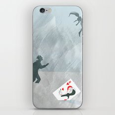 Now, that's cold! iPhone & iPod Skin