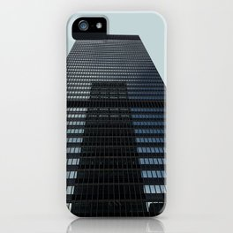 Skyscrapers in the City iPhone Case