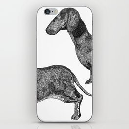 Long Dog iPhone Skin