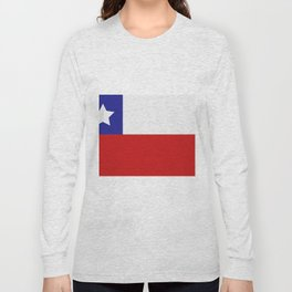 Chile flag Long Sleeve T-shirt