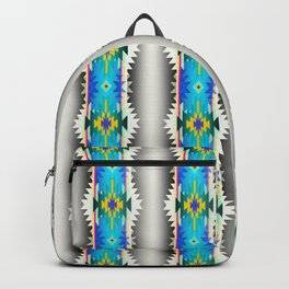 in turquoise Backpack