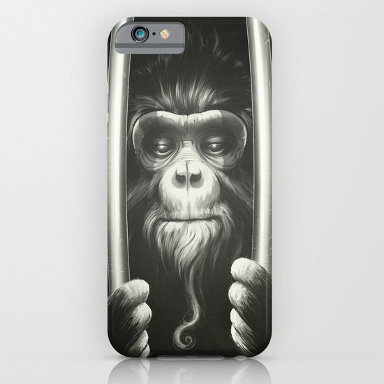 Prisoner II iPhone & iPod Case