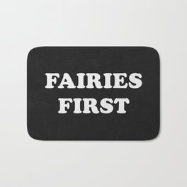Fairies First Bath Mat