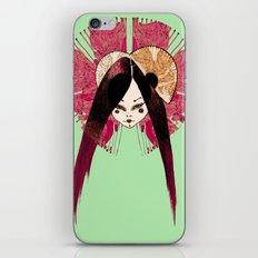 Ma Petite Japonaise v4 iPhone & iPod Skin