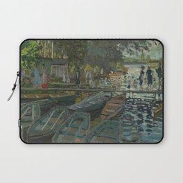 Bathers at La Grenouillère Laptop Sleeve