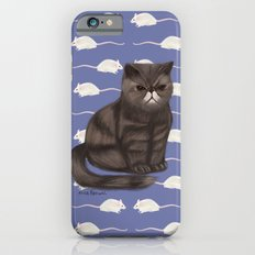 Cranky Cat / Shitty Kitty iPhone 6s Slim Case