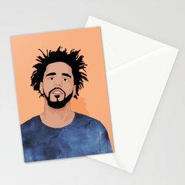 J Cole, Salmon Stationery Cards