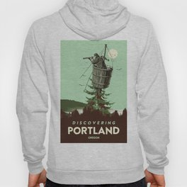 DISCOVERING PORTLAND Hoody