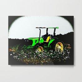 Tractors 6550 Metal Print
