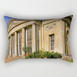 Temple Greenhouse Rectangular Pillow