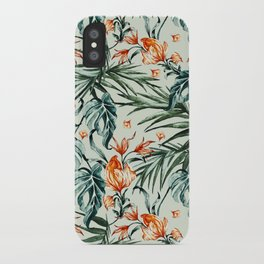 Exotic flower nature-07 iPhone Case