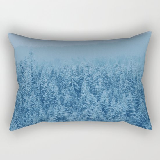 Giant forest Rectangular Pillow