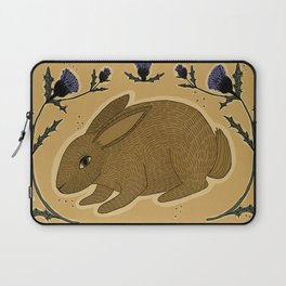 Wild Rabbit Laptop Sleeve