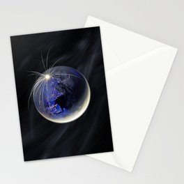Late Peace Stationery Cards