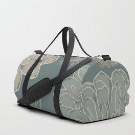 Cocoa Paisley VI Duffle Bag