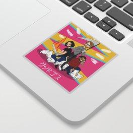 Boiz Sticker