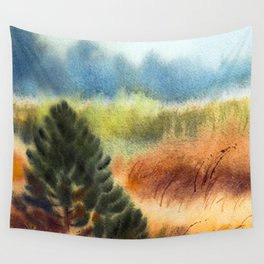 Autumn scenery #20 Wall Tapestry