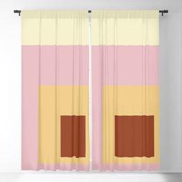 Color Ensemble No. 2 Blackout Curtain