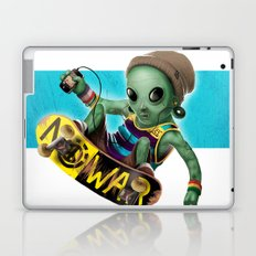 Area 51 Skate Park Laptop & iPad Skin