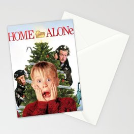Home Alone - Christmas Stationery Cards