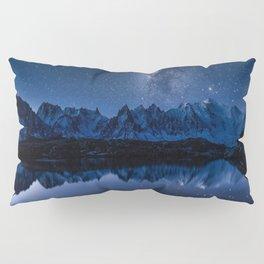 Night mountains Pillow Sham