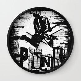 Dee Dee Wall Clock