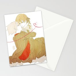 Let Me Eat Your Soul Stationery Cards