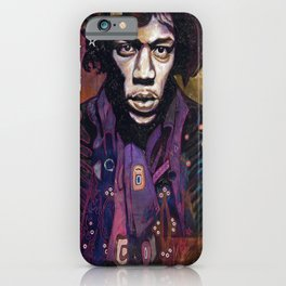 Jimmy 3 iPhone Case