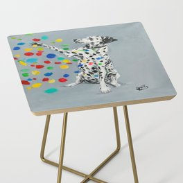 Dalmatian Side Table