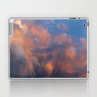 Clouds in the sky Laptop & iPad Skin