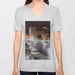 Buenos Aires Unisex V-Neck