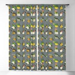 Poicephalus Parrots Blackout Curtain