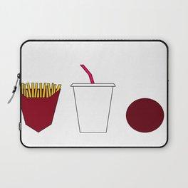 Aqua teen hunger force minimalist  Laptop Sleeve