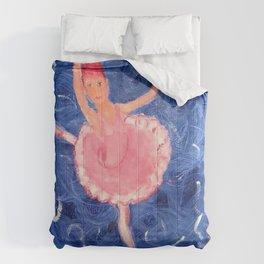Sugar Plum Fairy Comforters