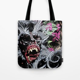 Street Performance 1 Tote Bag