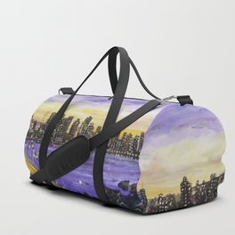 Indigo Night San Francisco Duffle Bag