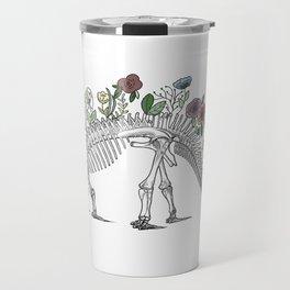 Stego-flora-saurus Travel Mug