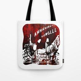 Ahhh Gurglll Tote Bag