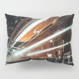 City Beams Pillow Sham