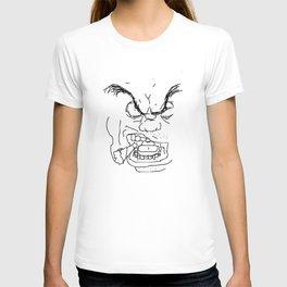 Screamin' Smokin' Sarge T-shirt