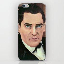 J.Brett as Holmes iPhone Skin