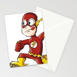 Hurry, Flash! Stationery Cards
