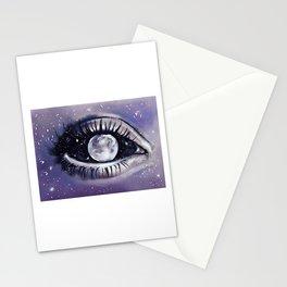 moony eye Stationery Cards